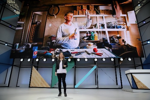 Google I/O 2017 Opens: Pictures