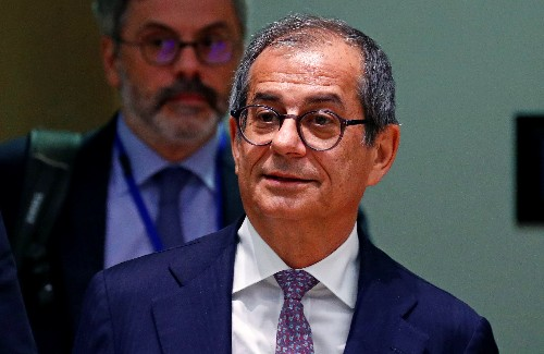 Italy's 2020 deficit on track to be well below target: minister