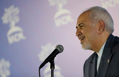 Iran's Zarif says will see if scientist's death sentence can be delayed