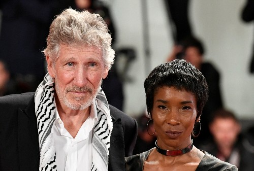 Roger Waters rocks Venice Film Festival with 'US + THEM'