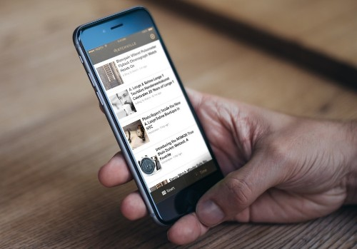 Kevin Rose Plots A Luxury Ecommerce Empire Starting With New App Watchville