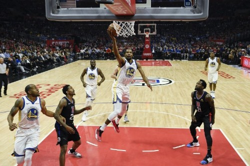 Warriors ready to unleash playoff-mode Durant
