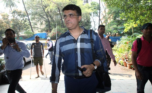 Cricket: Former captain Ganguly set to become India board chief