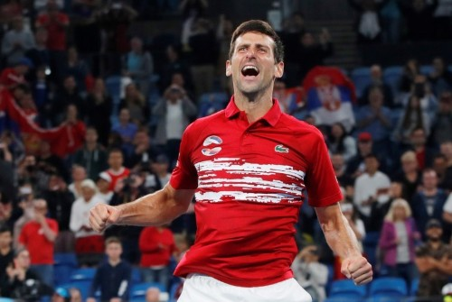 Buoyed Djokovic banking on history repeating itself