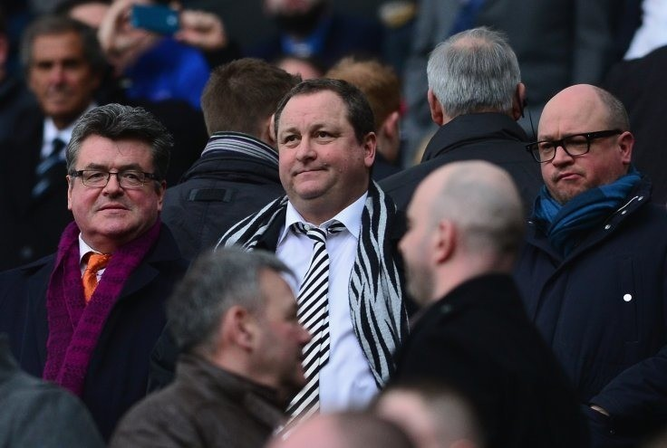 Newcastle United accuse Channel 4 of misleading and antagonising fans in Sports Direct exposé
