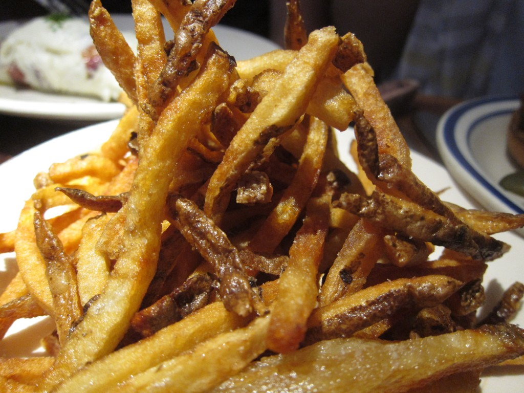 French fries? Yes please - cover