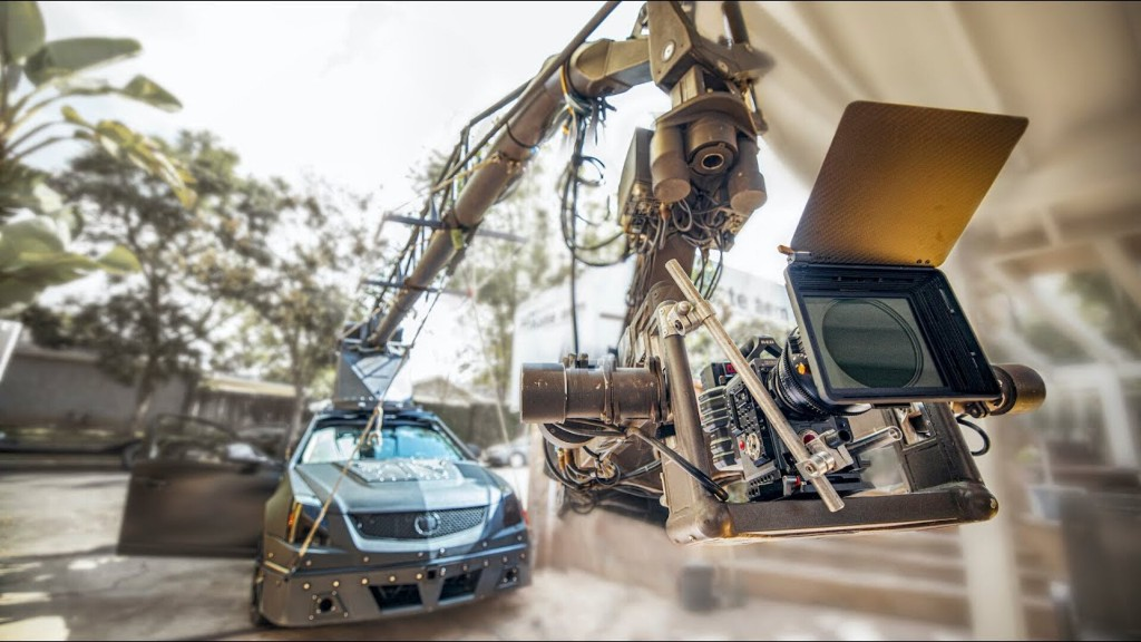 How Does Hollywood Film Fast Cars. With a Faster Car + the Ultimate Arm