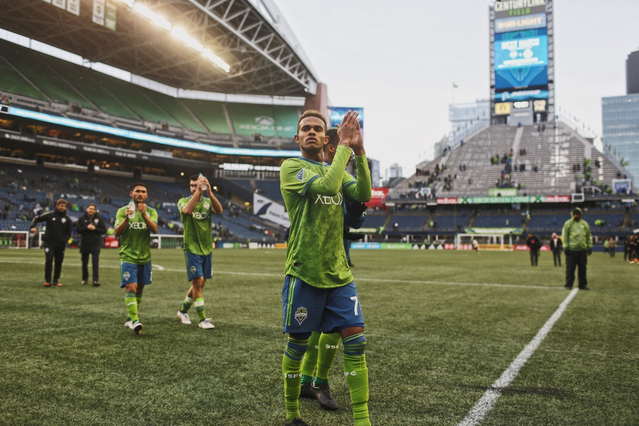 Handwalla Bwana's journey from Kakuma refugee camp to the Seattle Sounders
