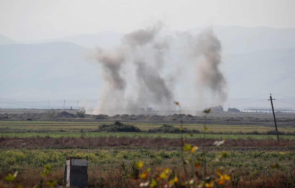 Number of Armenian troops killed in Karabakh conflict rises by 36 to 963: Ifax