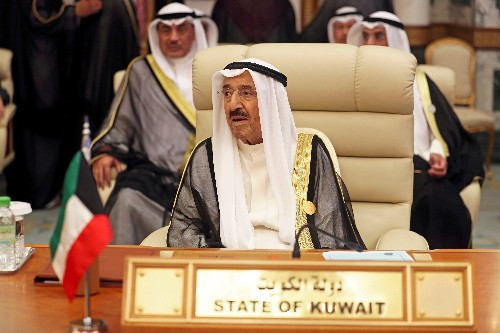 Kuwait's Emir has recovered after health setback - state news agency