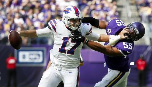 Bills Shock Vikings to Highlight NFL Week 3: Pictures