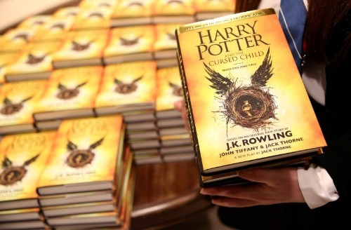 Harry Potter casts spell again with 'Cursed Child' UK sales