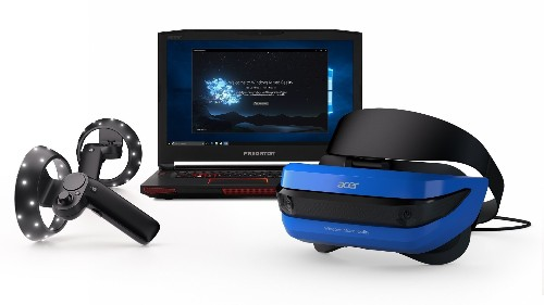 With a new controller, Microsoft just took a big shot at Facebook and Sony in the race for cheap virtual reality