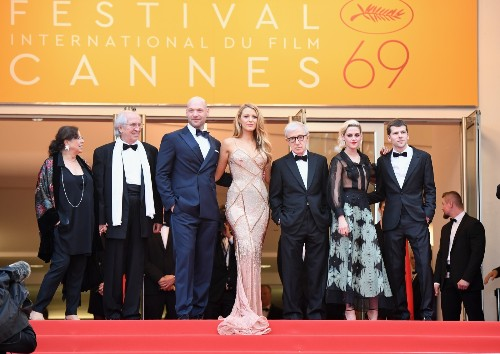 Opening Night at the Cannes Film Festival: Pictures