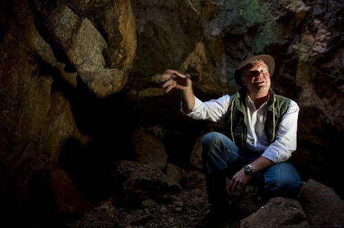 Cave Explorers Find New Fossils of Mysterious Human Relative