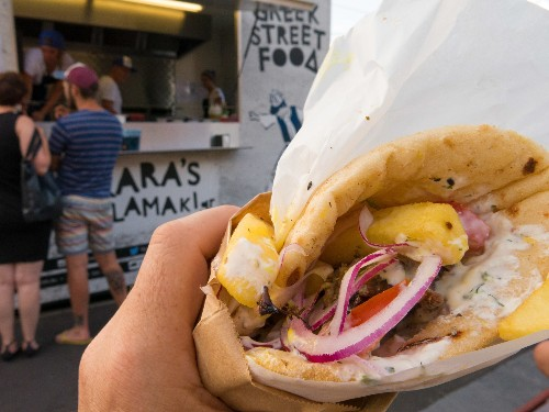 Australia's best food experiences: food trucks in Melbourne - Lonely Planet