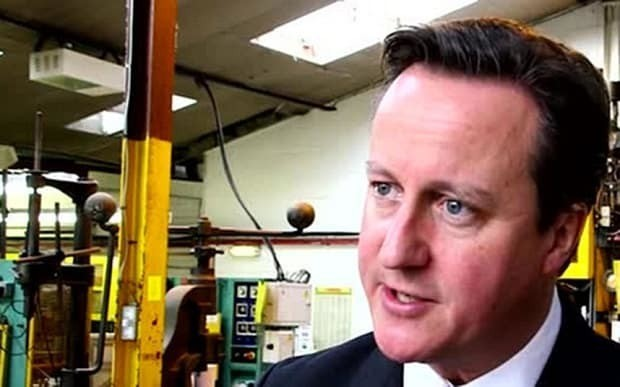 David Cameron: TV debates should take place before the election campaign