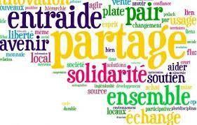 Le Partage. ☺️ - cover