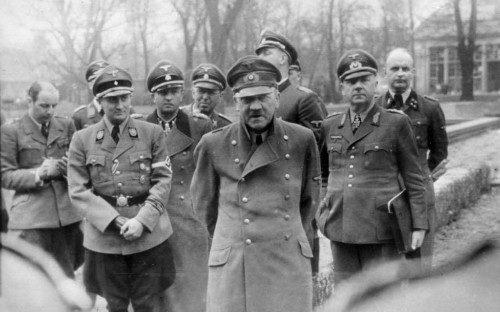 Germany's post-war justice ministry was infested with Nazis protecting former comrades, study reveals