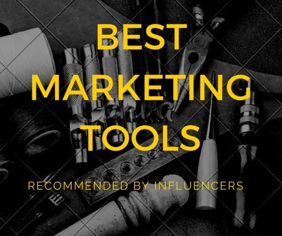 Most Recommended Marketing Tools By Pro Bloggers [Part 2]
