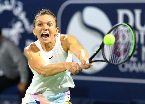 Halep, Rybakina reach Dubai title match