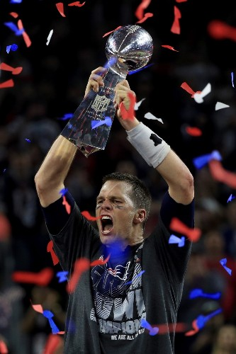 Patriots Shock the World to Win Super Bowl: Pictures