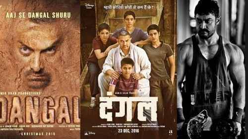 'Dangal' Keeps Chugging In China, Dips A Scant 19% For A $730,000 Weekend
