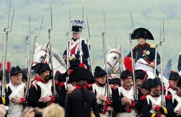 The Battle of Waterloo, as it happened on June 18, 1815