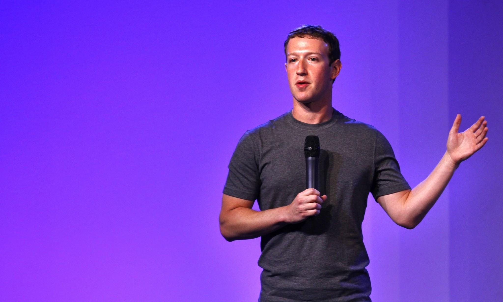 No dislike button for Facebook, declares Zuckerberg