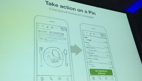 """Pinterest Reveals Mock-Up For Its First """"Buy Button"""""""