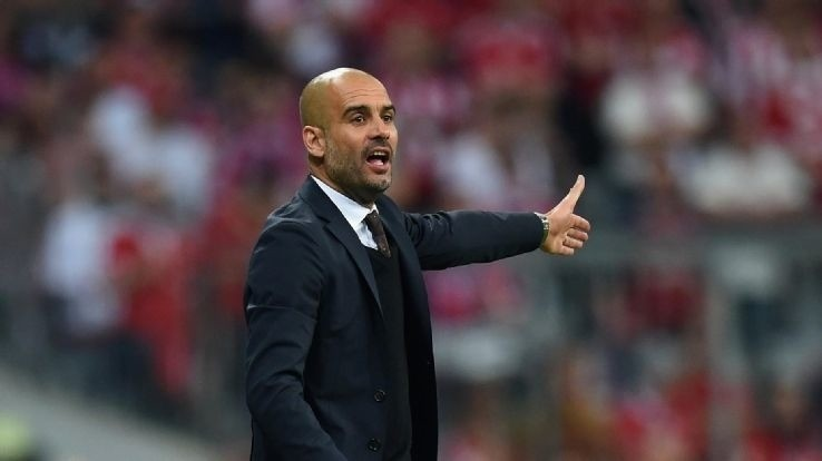 Pep Guardiola calls Lionel Messi 'best player of all time'