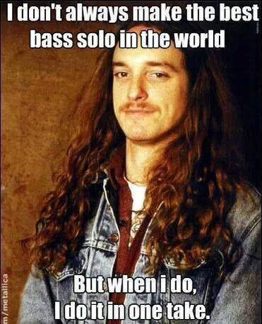 Cliff burton..metallica