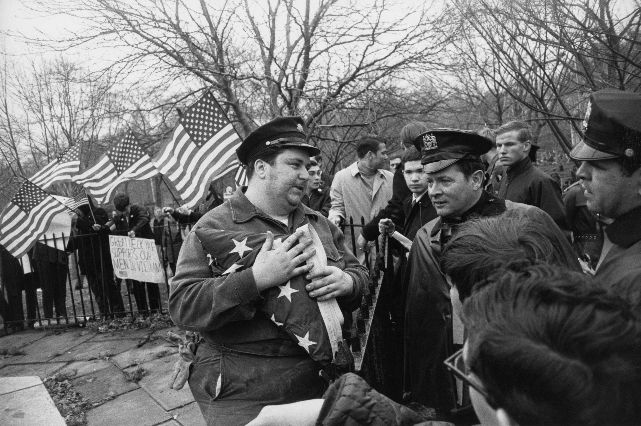 The photographers who exposed America: Arbus, Goldin, Winogrand