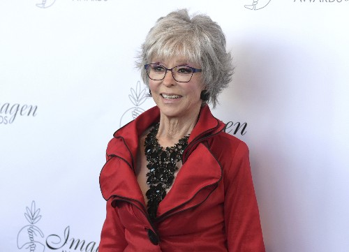 With Peabody, Rita Moreno to attain very rare 'PEGOT' class
