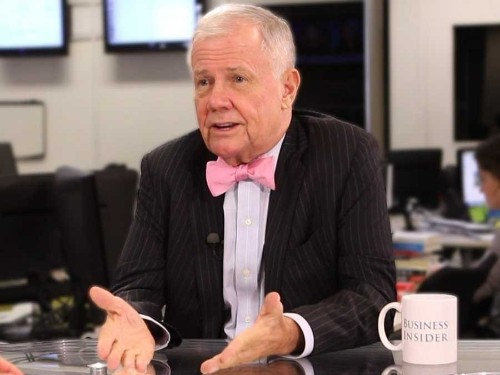 JIM ROGERS: 'One reason I am not buying the US is because the US is making all-time highs.'