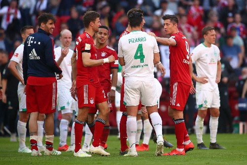 Soccer: Five talking points from the weekend in the Bundesliga
