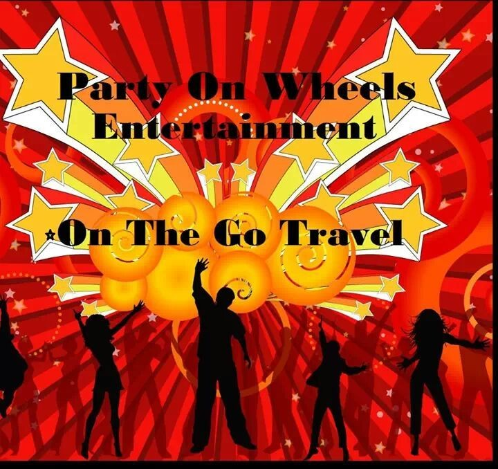 Party on Wheels Events ....On the go travel !! At your service .