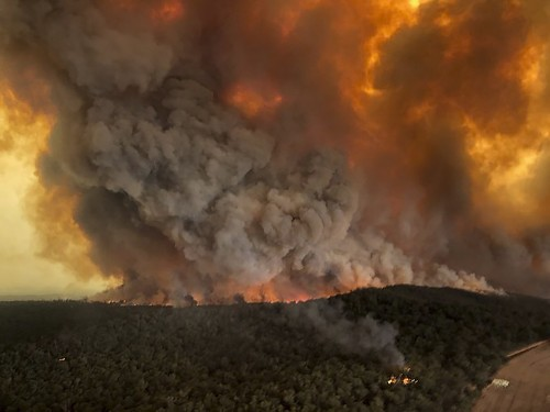 Australia Is On Fire: Pictures