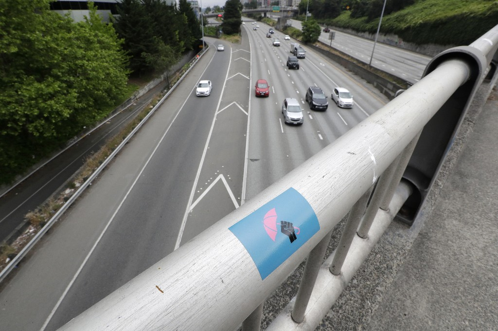 Protester killed on Seattle freeway was dedicated to cause