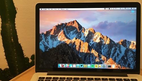 macOS Sierra 评测:Mac 已臻成熟