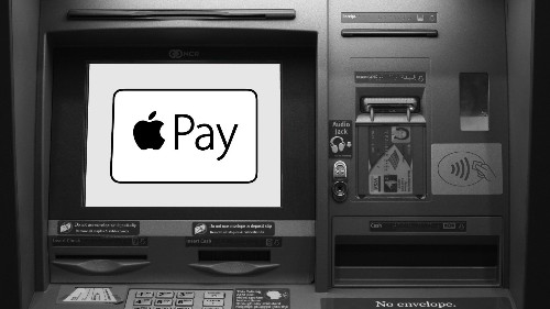 Apple Pay Is Coming To ATMs From Bank Of America And Wells Fargo