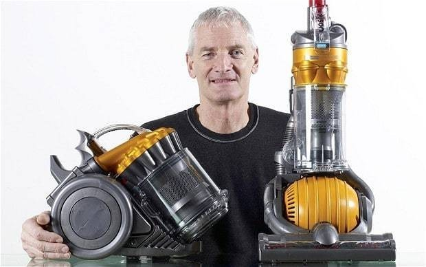 'Invent relentlessly' warns Sir James Dyson as his company puts £250m into R&D centre