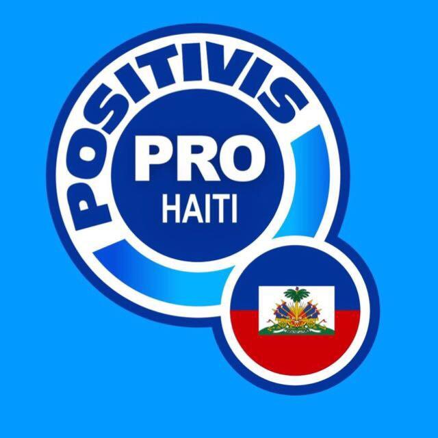 +B Pro Haiti - Magazine cover