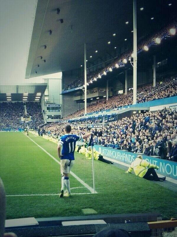 Oh Kevin Mirallas