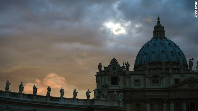 Vatican proposes 'stunning' shift on gays, lesbians
