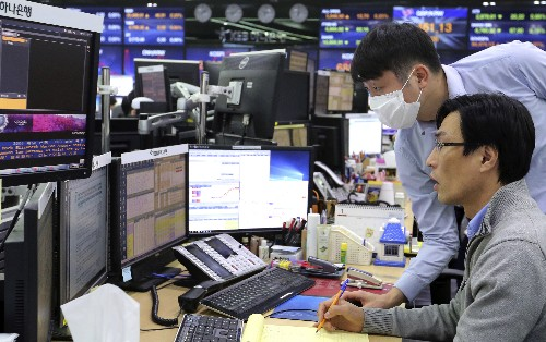 Asian shares recover as China outlines 2019 policy plans