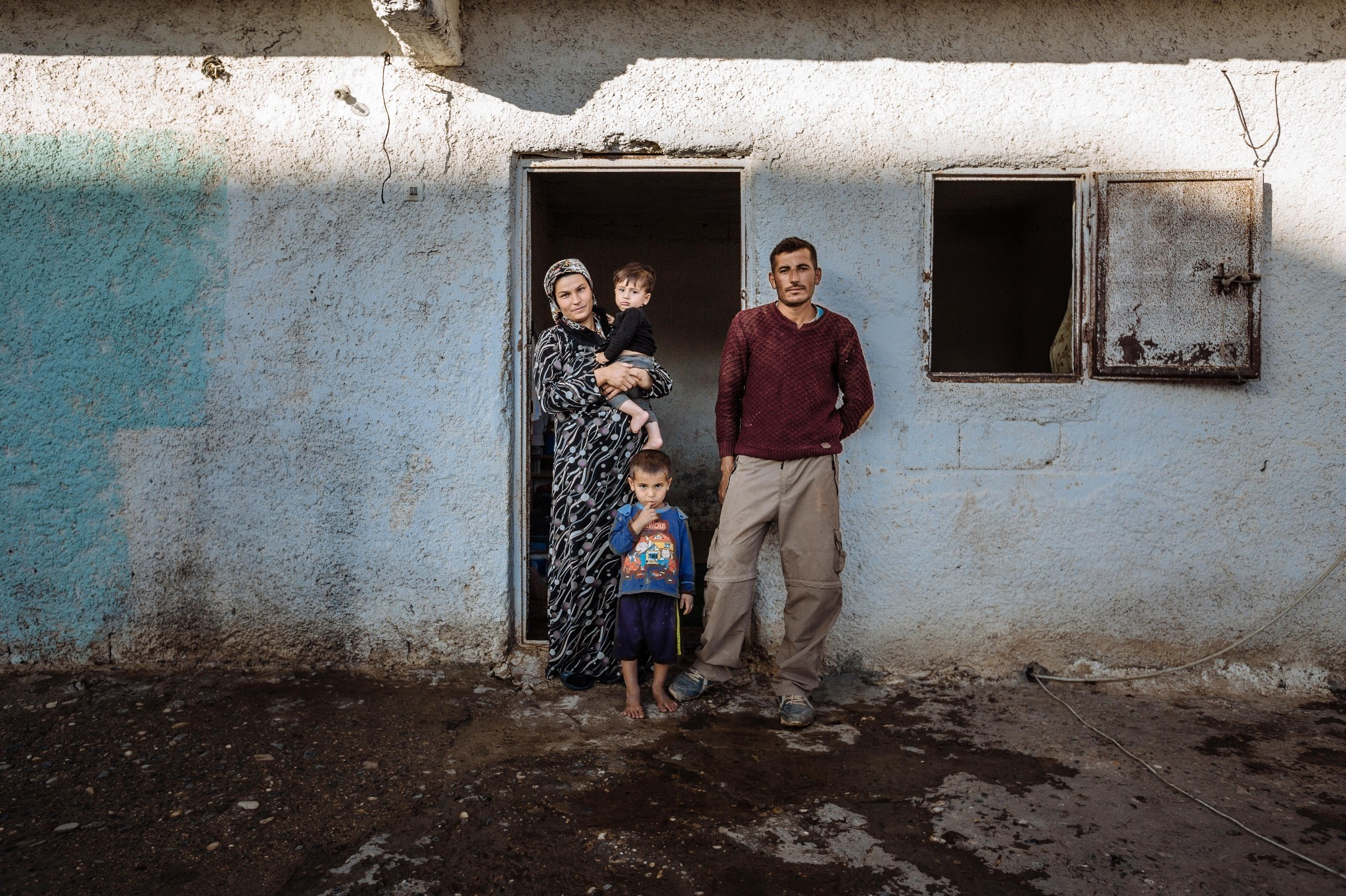 Images of the Displaced