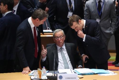 EU leaders discuss $1.2 trillion post-Brexit budget