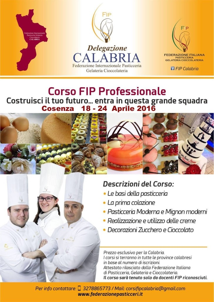 Corso Professionale Di Pasticceria  - cover