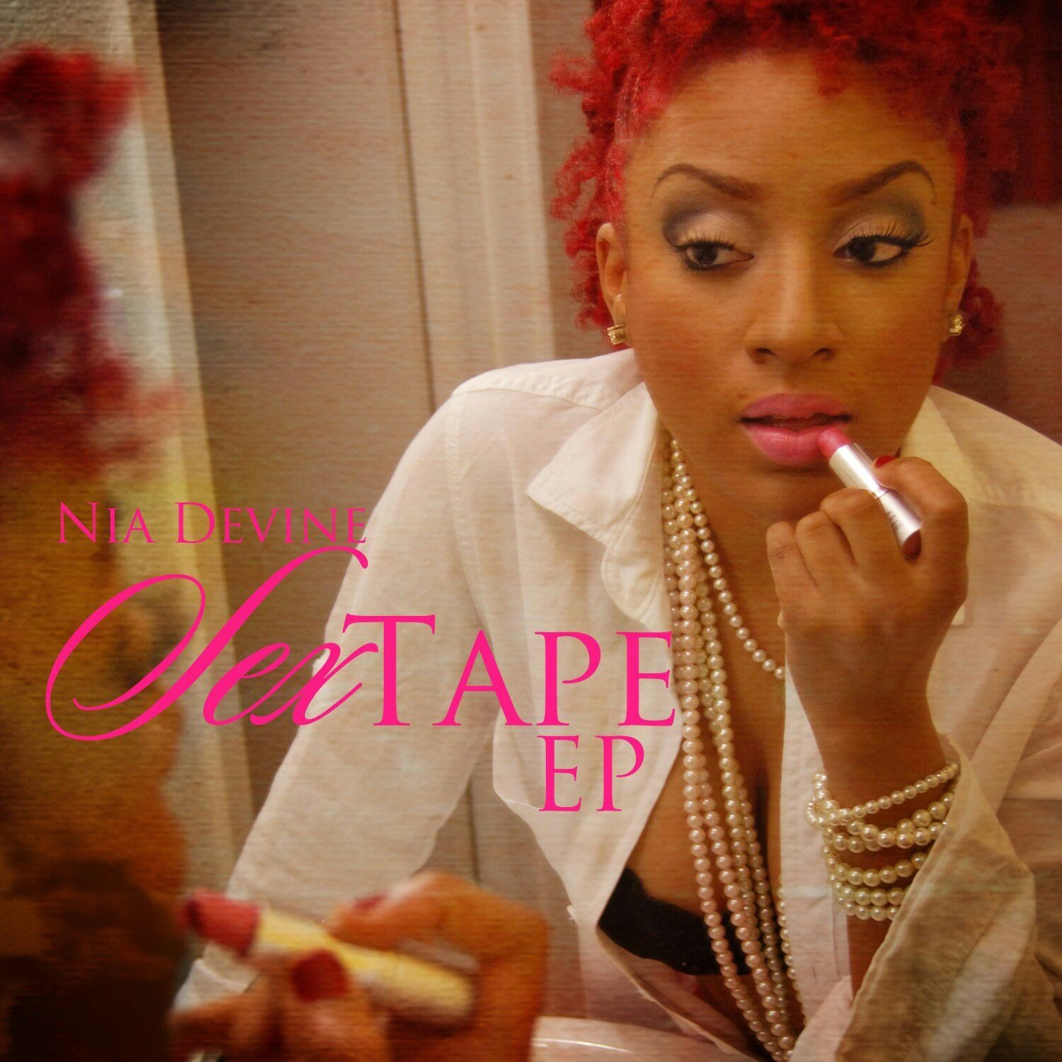 February 14, 2014 @NiaDevine1 is releasing her highly anticipated #SextapeEP which will be available for download via iTunes #NiaIsDevine
